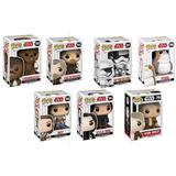 Funko Pop Star Wars, Set De 2 Figuras A Escoger