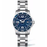 Reloj Longines Hydroconquest Aut L32844966 Mujer | Original