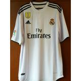 Camiseta Del Real Madrid - Temporada 2018 - 2019