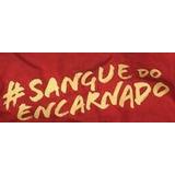 Estampa Sangue Do Encarnado Dourado Camisa Fluminense Grená