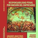 Libro Responsabilidad Penal Por Omisión Del Empresario