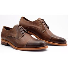 Zapatos Hombre Vestir Giorgio Beneti Cuero Calzados Susy