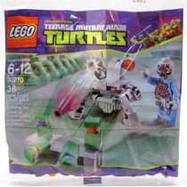 Lego Tartarugas Ninjas - Kraang Polybag 30270 - Frete R$ 7