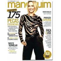 Revista Manequim 661 Bianca Rinaldi Abr 2014 Completa Moldes