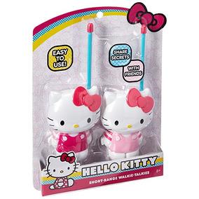 Carácter Hello Kitty Walkie Talkies Playset