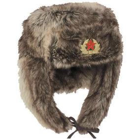Gorro Mil Tec Ruso De Invierno