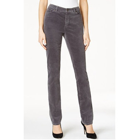 Pantalon Pana Dama Talla 14w (38-40) Stretch Envio Gratis