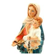 Imagem Escultura Nossa Senhora Do Rosário 13cm