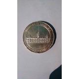 Moneda Bicentenario Jose Vargas Plata Ley 900 Año 1786
