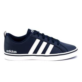 Tenis adidas Para Hombre B74493 Azul Marino [add1251]