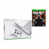 Xbox One S 1tb + Juego Call Of Duty Black Ops 3 / Iprotech
