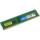 Memoria Crucial 8gb Ddr4-2400 Udimm