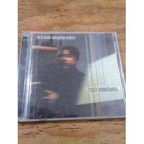 Ricardo Montaner Con La London Metropolitan Orchestra Cd+dvd