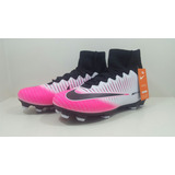 Chuteira Nike Mercurial Superfly Cr7 Fg Botinha Profissional ... 3be879f16c999