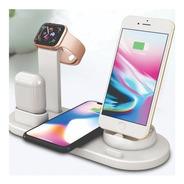 Carregador Wireless Usb Celular iPhone Android Dock Base