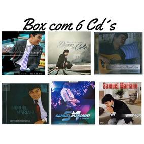 Samuel Mariano Box Com 6 Cd´s Evangélico/gospel - Original