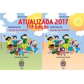 Caderneta De Vacina 11° Versão 2017