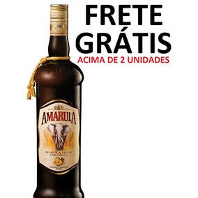 1 Licor Amarula Marula Lacrada 750ml Original Pronta Entrega