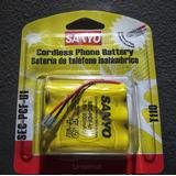 Batería De Teléfono Inalambrico Sanyo