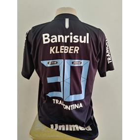 Camisa Gremio Black De Jogo Kleber