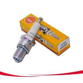 Vela De Ignição Ngk Br9es - Carros Turbo, Nitro Ngk Grau 9