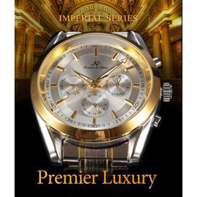 Hermoso Reloj Alemán Kronen & Sohne Original Con Caja $3799