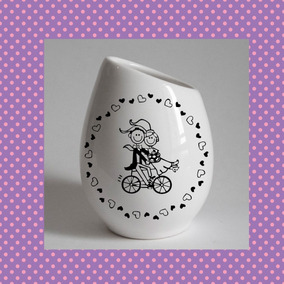 Mate Ceramica Gotita Ovo Personalizado