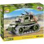 Cobi Tanque Militar 200 Piezas + 2 Personajes 2334 Original!