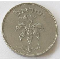 Moneda Israel De 50 Pruta Del Año 1954 , Excelente