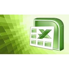 Curso De Excel + 3700 Planilhas Editáveis Envio Gratis