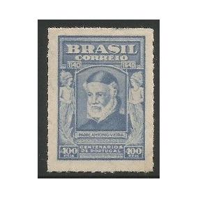 C-165-padre Vieira-ano 40-selo Comemorativo Novo