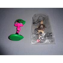 2 Figura Pelicula Rio Mcdonalds