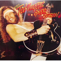 Cd Ted Nugent Great Gonzos Best Of Importado