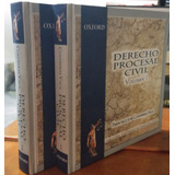 Derecho Procesal Civil 2 Tomos Contreras Vaca, Edt. Oxford