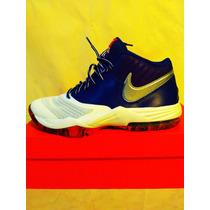 Nike 818954-104 Tenis Air Max Emergent Bota Basquet Num 27
