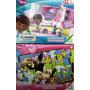 Rompecabezas Dra. Juguete Y Minnie Mouse 32 Pzas Decorables!