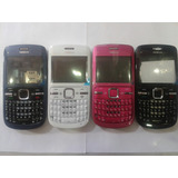 Carcasa Completa Nokia C3 Nueva ¡somos Tienda Física!