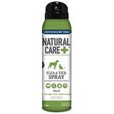 Pulgas Y Garrapatas Natural Care Spray Para Perros Y Gatos,