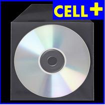 Sobres Para Cd Dvd Transparente O Felpa De Colores En 3,49
