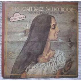 Joan Baez El Album De Baladas Book