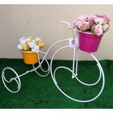 Suporte Para Vaso Bicicleta Decorativa Varanda Jardim Grand