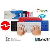 Teclado Inalámbrico Bluetooth Español Androide, Mac, Windows