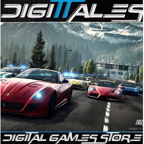 Need For Speed Rivals Ps3 Oferta Lider - Digittales