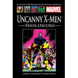 Coleccion Marvel Salvat: X-men Fenix Oscuro