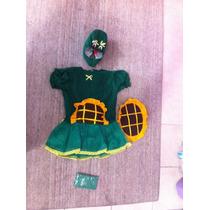 Disfraz De Tortuga Para Primavera.