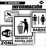 Señales Industriales Informativas