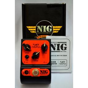 Pedal Nig Power Distortion Ppd - Loja - Aceitamos Trocas