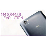 M4 Evolution Ss4456 Full Hd 13mp Quadcore Snapdragon 5.5 Lte