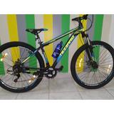 Bicicleta Mtb R29 Tezarro