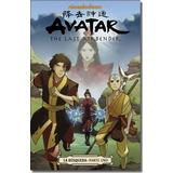 Comic Avatar The Last Airbender La Busqueda 1 Al 3 X Pieza